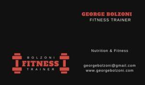 George Bolzoni Fitness