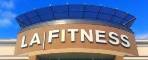 George Bolzoni LA Fitness