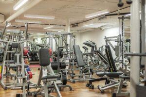 George Bolzoni fitness training
