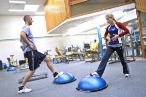 Fitness Instructor George Bolzoni