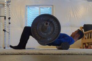 George Bolzoni home gym