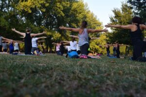 George Bolzoni Summer Fitness